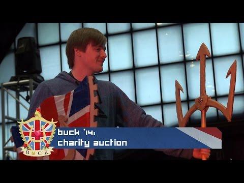 BUCK'14 - Charity Auction