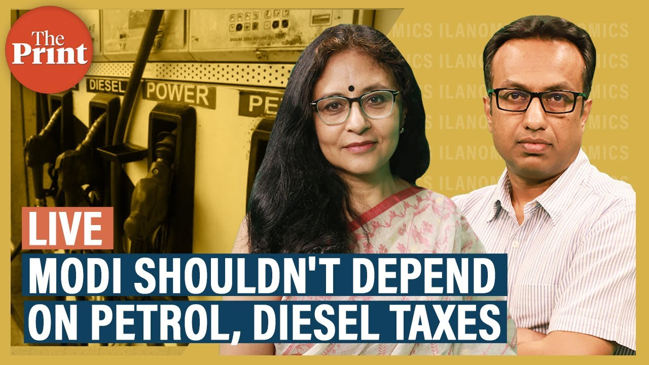 Why Modi govt shouldn't depend on petrol, diesel taxes