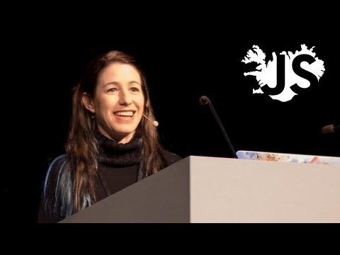 Sarah Drasner: Live and Machine Learn   JSConf Iceland 2018