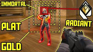 THE POWER OF RADIANT AIM #3 - VALORANT
