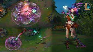 Champion Spotlight: Neeko | Gameplay – League of Legends