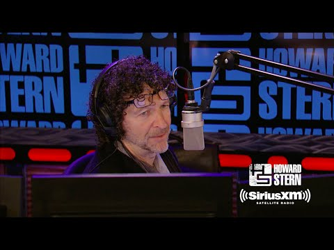 Howard Stern Re-Signs With SiriusXM