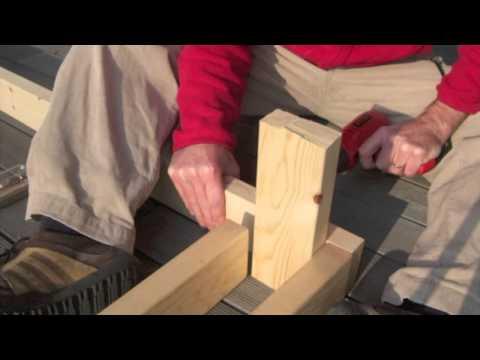 Firewood Rack - Easy Build