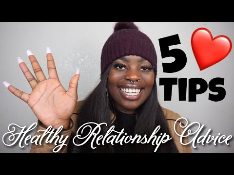 How to keep a LONG & STRONG Relationship! 5 Tips for STAYING In Long Term Relationships
