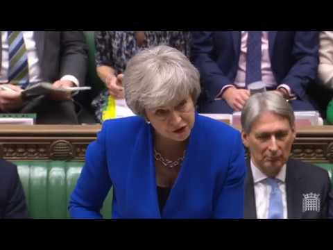 Mike Amesbury MP - Prime Minister's Questions - 19th December 2018