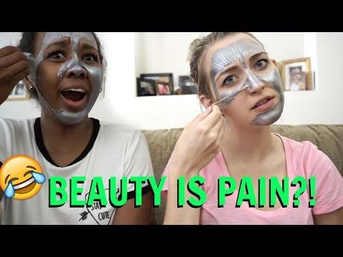 BEAUTY IS PAIN?!