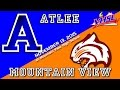 Atlee vs Mountain View - PLAYOFFS - Football Highlights - 11/13/15