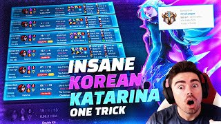 #1 KAT WORLD is STOMPING Korean Challenger and his STRATEGY might SURPRISE YOU...