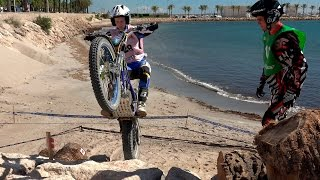 Women`s Trial World Championship 2015 - L'Hospitalet de L'Infant (UHD/4K)