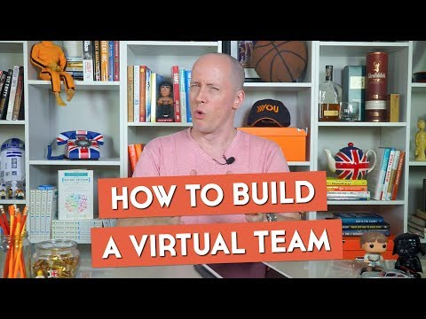 How to Build a Virtual Team - #DuckerZone Ep.8