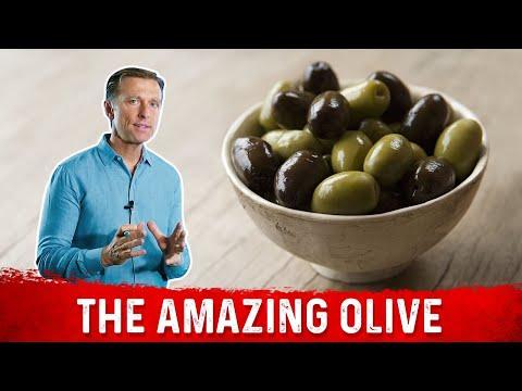 Olives, Olive Oil & Olive Leaf Extract