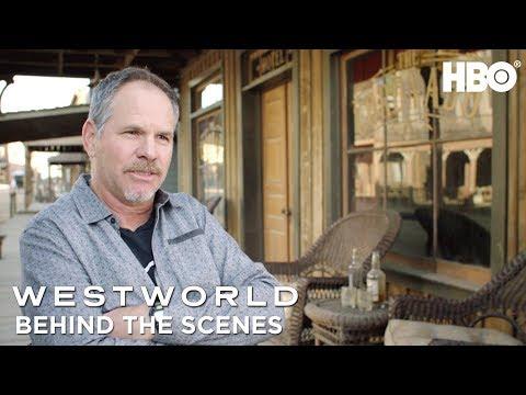 The Making of Westworld w/ Director Richard J. Lewis   Westworld   Season 2