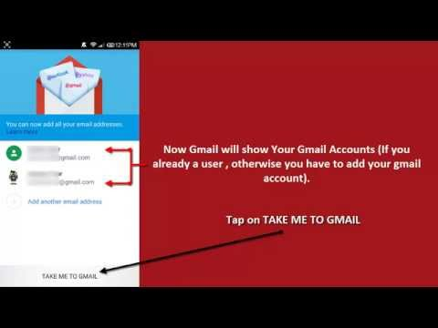 Download + Install Gmail 5.0 On Android 4.0+ [Kitkat - Ice CreamSandwich]