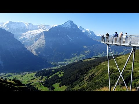 Grindelwald, Switzerland - Most Beautiful Place in Europe (UNCUT)