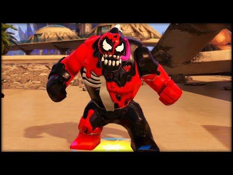 LEGO Marvel Superheroes 2 - Carnom Free Roam Gameplay Showcase!