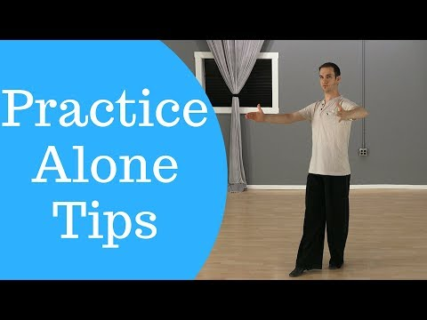 How To Practice On Your Own... (No Partner Needed!)