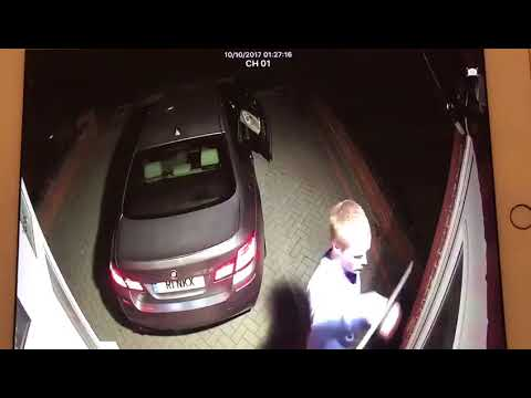 keyless car theft using signal booster 1