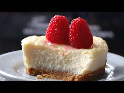 5-Minute Microwave Cheesecake