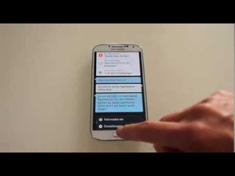 Samsung Galaxy S4 Home Button neu belegen