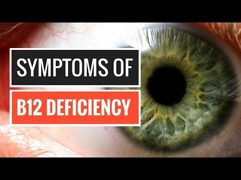 5 Signs and Symptoms of Vitamin B12 Deficiency