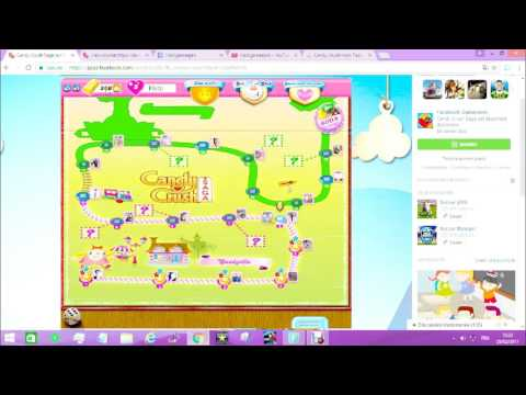 ow To Hack Candy Crush Saga On Facebook 2017 (Unlimited lives & Boosters)