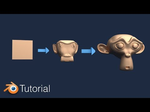 Blender Transformation Animation Tutorial