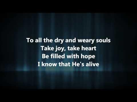 Alive - Kim Walker-Smith w/ Lyrics