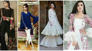 81402effd4 latest pakistani short frocks peplum tops styles Videos - 9tube.tv