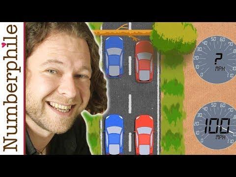 Calculating a Car Crash - Numberphile