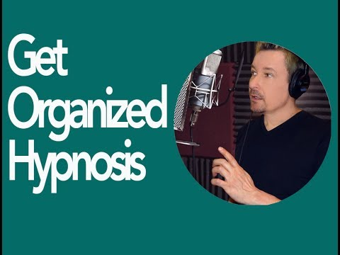 Get Organized Platinum Hypnosis Download Video mp3 Audio by Dr. Steve G. Jones