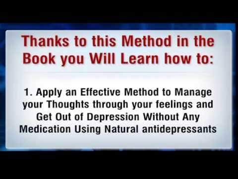 Self Help for depression -► Book Overview