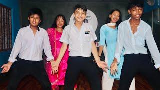MAYA BIRANI-2 : TAATO GOLI (तातो गोली )► Mahesh Kafle Ft. Melina Rai Basic Nepali dance Choreography