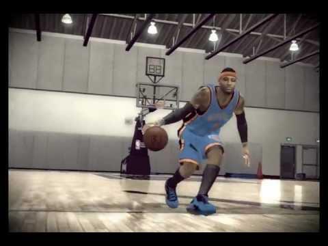 NBA 2K12 Endorsement: Jordan Shoe Commercial