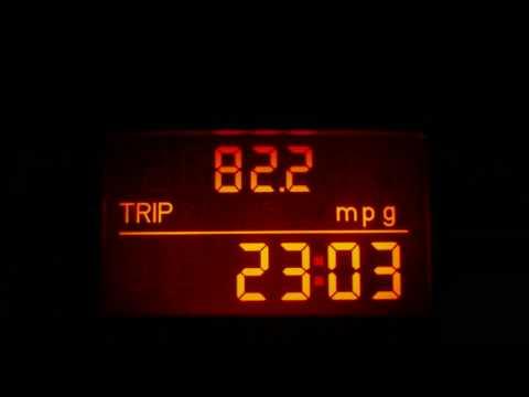 82 Miles per gallon! OMG!