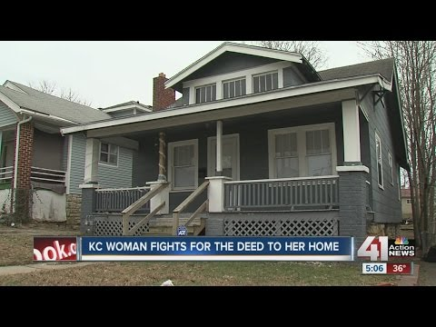 Homeowner receives deed after mortgage fraud