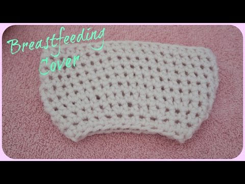 Free Crochet Nursing Cover Up Pattern Crochet Breastfeeding Cover