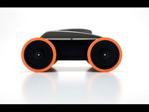 OScar the autonomous, programmable, upgradeable robot.