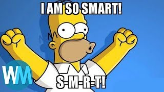 Top 10 Most Hilarious Simpsons Quotes