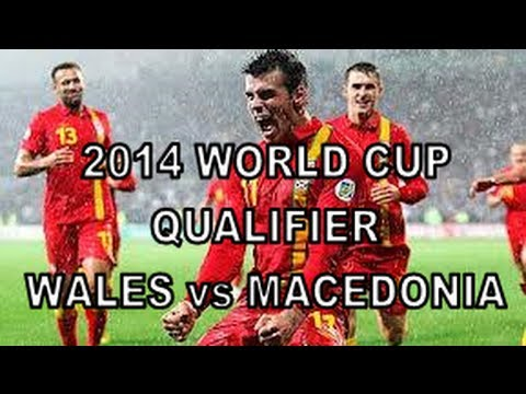 Football Manager 2013: International Manager - Wales vs Macedonia