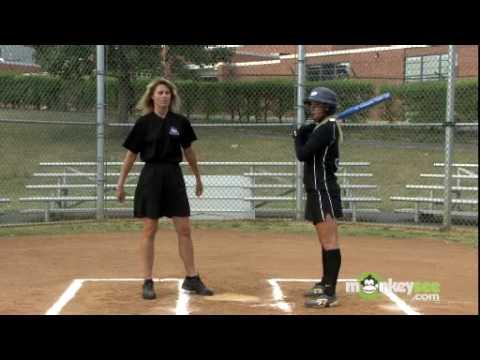Softball Batting Skills - The Swing