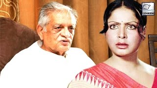 Rakhee Was BEATEN UP By Gulzar?