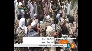Iran Basij Border Guards, Sistan & Baluchestan province مرزبانان بسيجي سيستان و بلوچستان ايران
