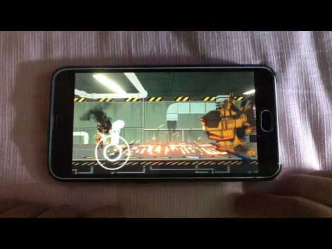 unreal engine 4 shoot game on android