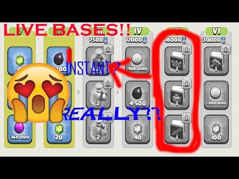 INSTANT HERO UP MAGIC BOOK?! | LIVE BASE REVIEW| TH9 LIVE STRATEGIES & WAR ATTACKS|?!