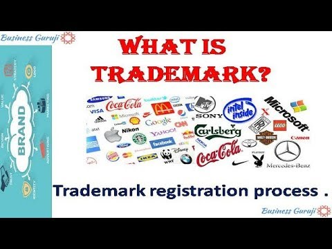 What is Trademark? Trademark registration process in India in hindi ?