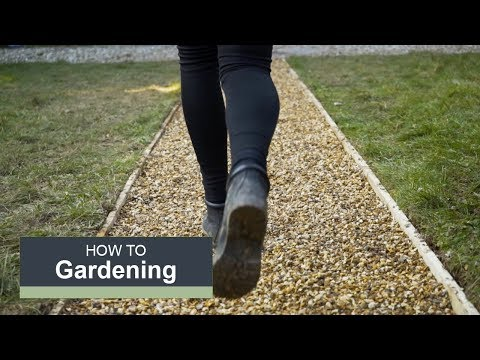 How to lay a path with Wickes