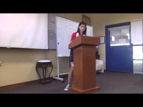WS9 Speeches day 3