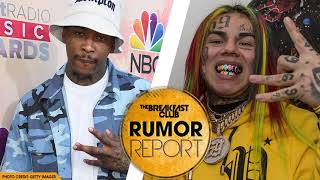 Tekashi69 Gets in Heated Fight with YG on Instagram