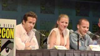 Ryan Reynolds Recites Green Lantern Oath
