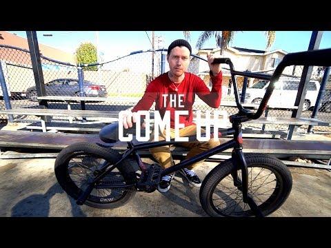 BMX BIKE CHECK -RICH HIRSCH STRANGER x PRIMO BIKE